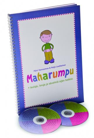 Kuvassa Maharumpu-kirja