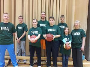 Kuva Sykin Unified-joukkueesta