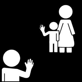 Jättää lapsi päivähoitoon