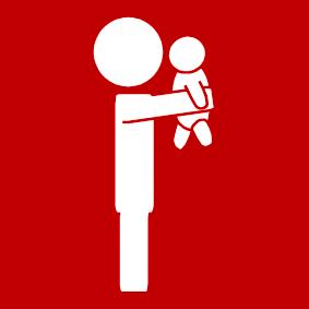 Ei saa nostaa vauvaa