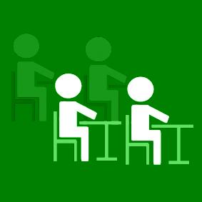 Istua luokassa