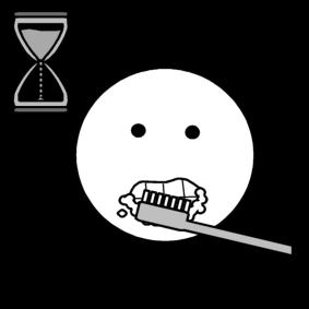 Papunet | hampaiden pesu
