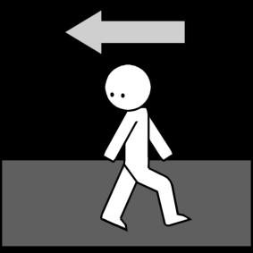 Kävellä takaperin