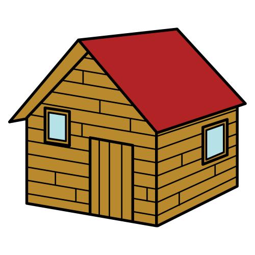 Papunet vapaa aika - Casas de madera y cemento ...