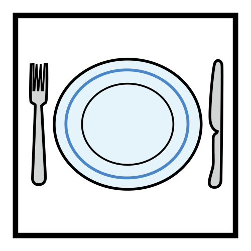 Dining Room Dibujo