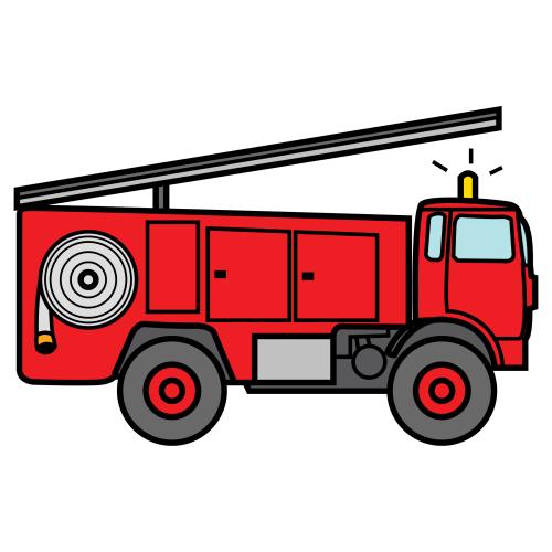 Paloauto Värityskuva