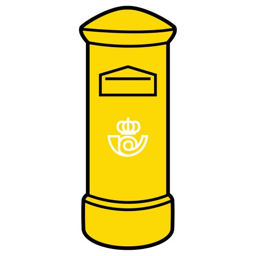 Oficina correos de dibujo related keywords oficina for Oficina de correos