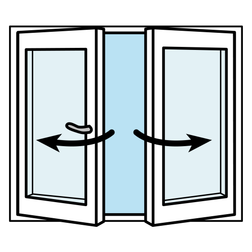 Avata ikkunat