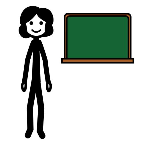 Opettaja (Kuva: Sergio Palao / CATEDU)