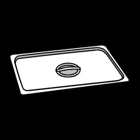 Ruoka-astian kansi