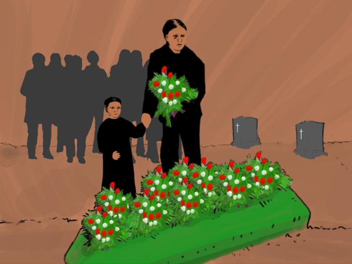 Hautajaiset 09