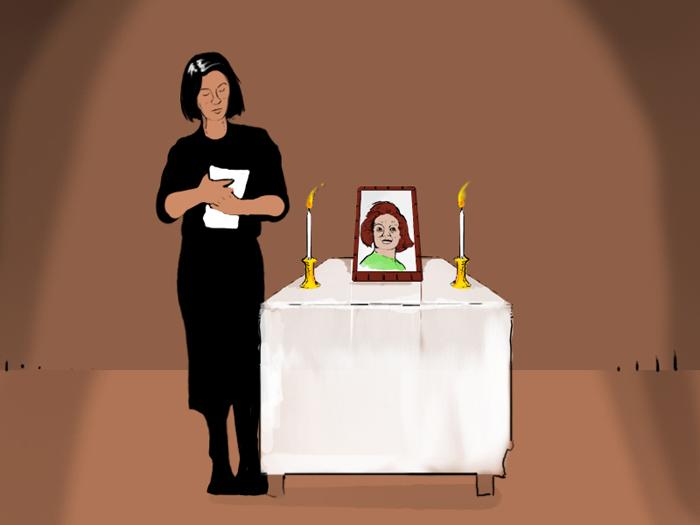 Hautajaiset 11