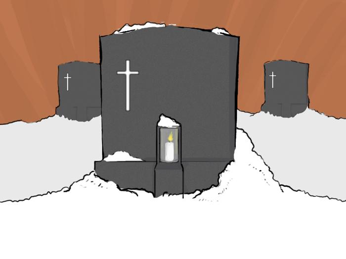 Hautajaiset 12