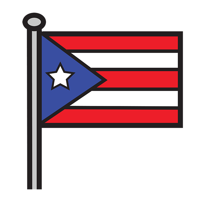 Puerto Rico Lippu