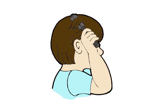 Föönata hiukset