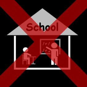 Ei koulua