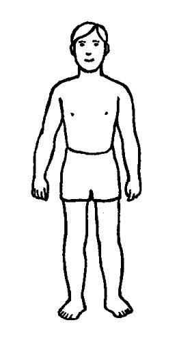 Ihminen Piirros