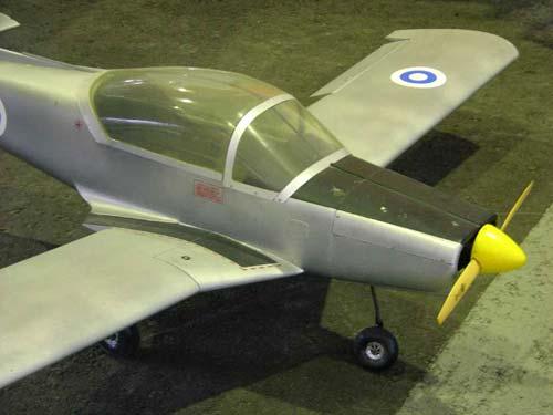 Pienoismalli lentokone