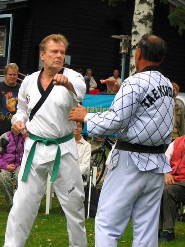 Taekwondolyönti
