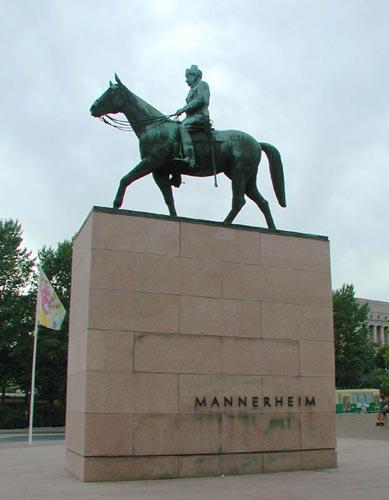 Mannerheim Patsas