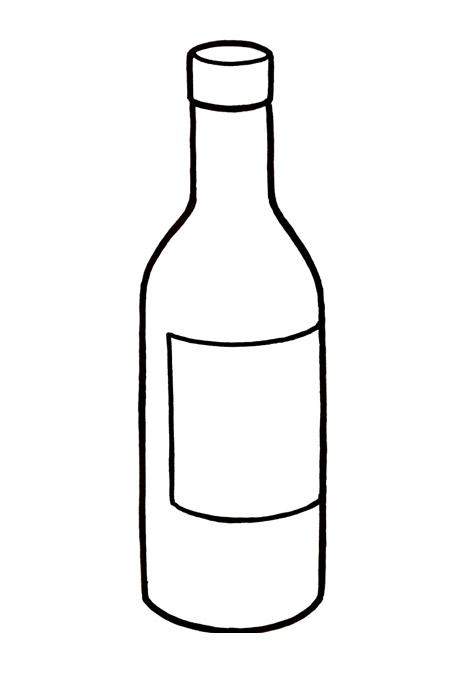 Mehu, viinipullo