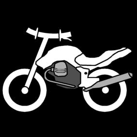 Motocrosspyörä