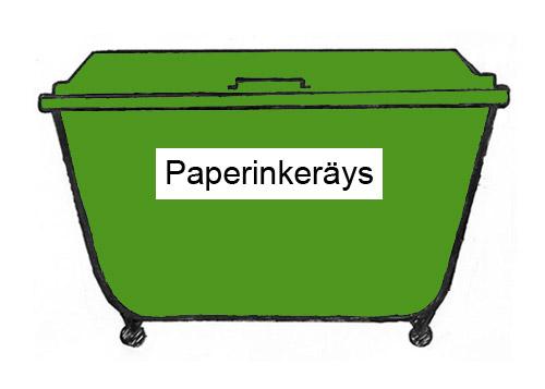 Paperinkeräys