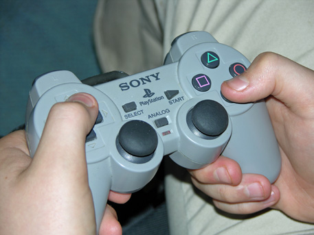 Playstation-ohjain