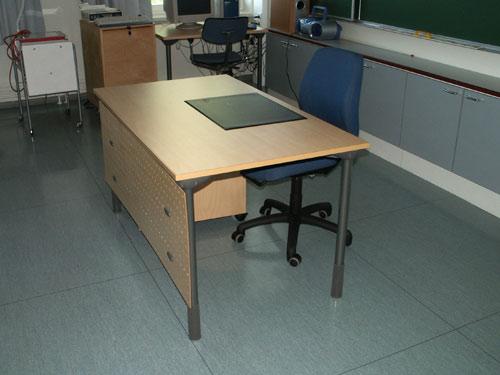 Opettajan pöytä