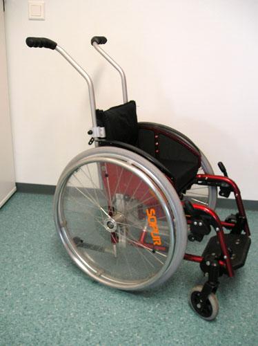 Lasten pyörätuoli