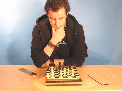 Pelata shakkia