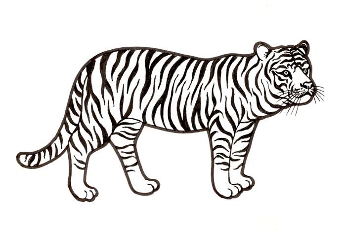 Värityskuvia eläimiä