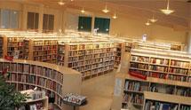 Kirjasto.